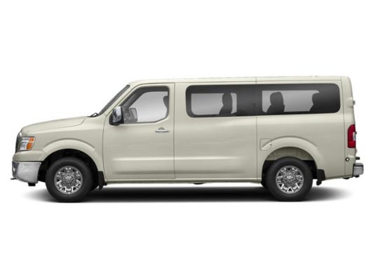 Nissan Nv 3500 >> 2019 Nissan Nv Passenger Nv3500 Hd Sl Tucson Az South Tucson Casas