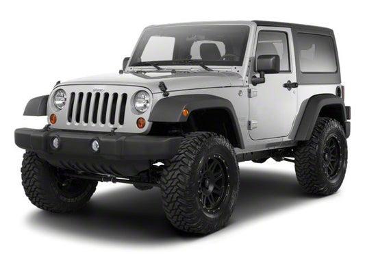 2010 Jeep Wrangler Sport Tucson Az South Tucson Casas Adobes Sahuarita Arizona 1j4aa2d15al114005