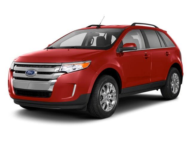 Ford Edge Sel In Tucson Az Jim Click Automotive Team