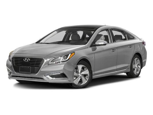2017 Hyundai Sonata Hybrid Limited In Tucson Az Jim Click Automotive Team