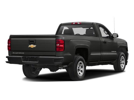 2016 Chevrolet Silverado 1500 Work Truck In Tucson Az Jim Click Automotive Team