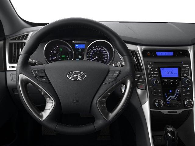 2014 Hyundai Sonata Hybrid Limited Tucson AZ | South Tucson Casas ...