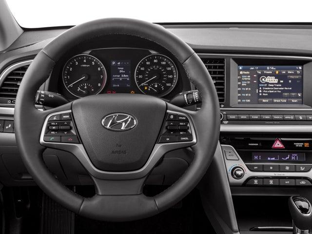 2017 Hyundai Elantra Limited Tucson Az South Tucson Casas Adobes