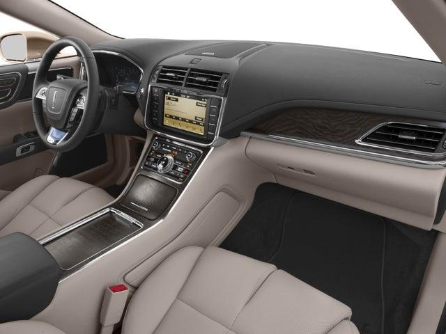 2017 Lincoln Continental Select In Tucson Az Jim Click Automotive Team