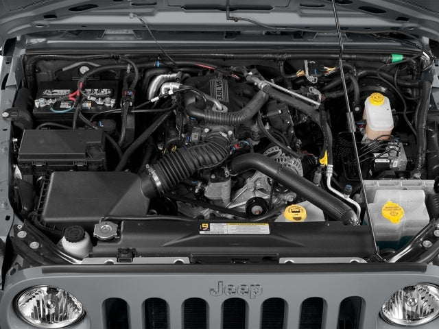 2018 Jeep Wrangler Jk Unlimited Sport S In Tucson Az Jim Click Automotive Team