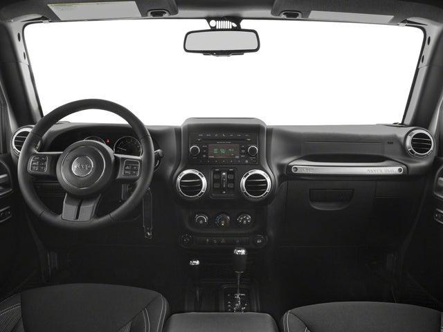 2018 Jeep Wrangler Jk Unlimited Rubicon Recon Tucson Az