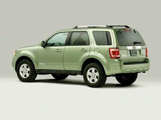 2008 ford escape hybrid warning lights