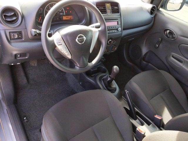 2018 Nissan Versa Sedan S In Tucson, AZ   Jim Click Automotive Team