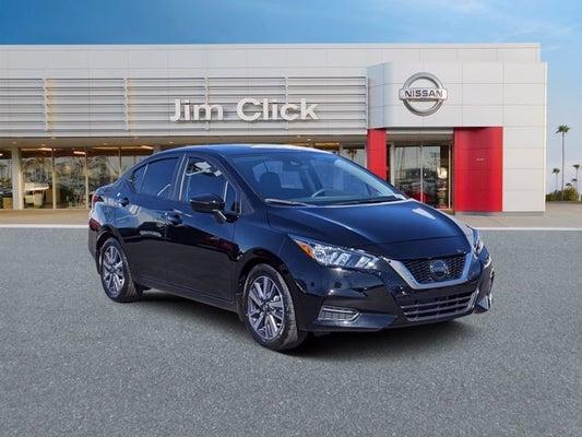 Jim Click Tucson >> 2020 Nissan Versa Sedan Sv