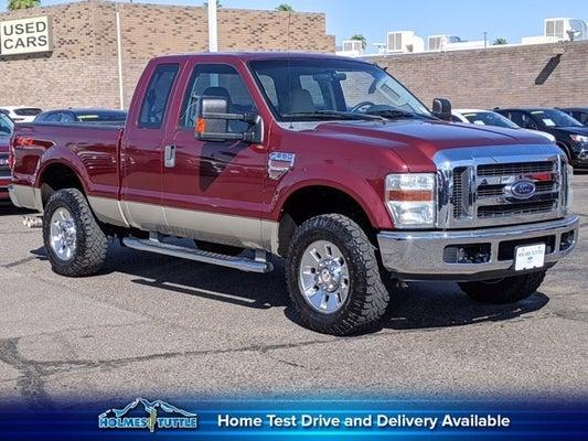 2008 Ford Super Duty F 250 Srw Xlt Tucson Az South Tucson Casas Adobes Sahuarita Arizona 1ftsx21r98eb79246